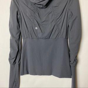 lululemon athletica Jackets & Coats - LULULEMON Athletica Dance Studio Reversible Jacket